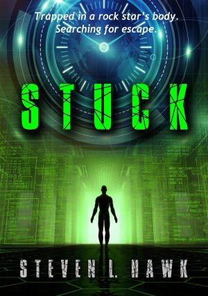 Cover for Stuck