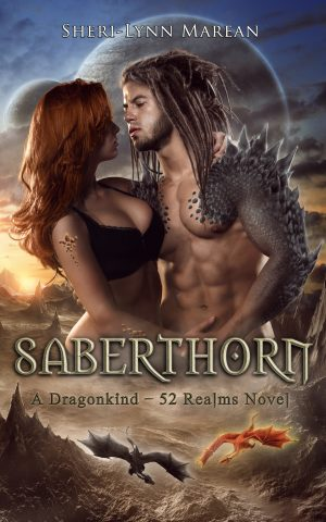 Cover for Saberthorn