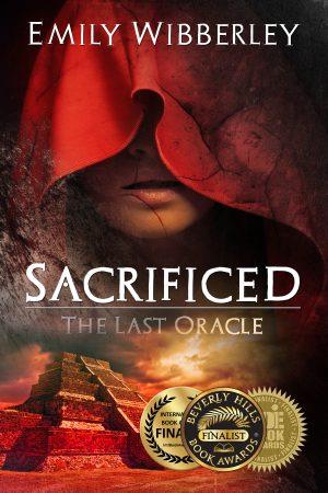 Cover for Sacrificed