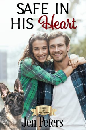 Cover for Safe in His Heart