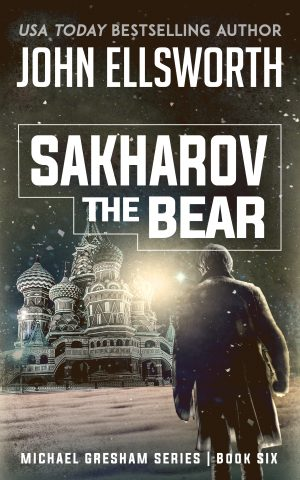 Cover for Sakharov the Bear
