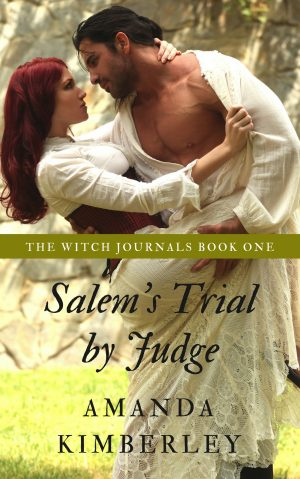 Cover for Salem's Trial by Judge