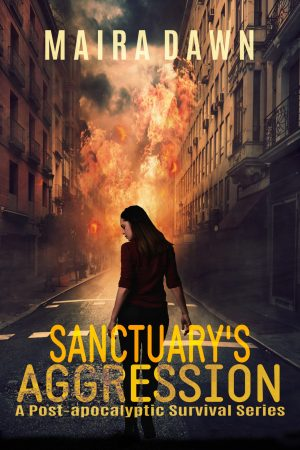 Cover for Sanctuary's Aggression