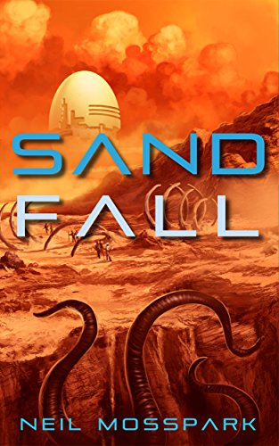 Cover for Sand Fall