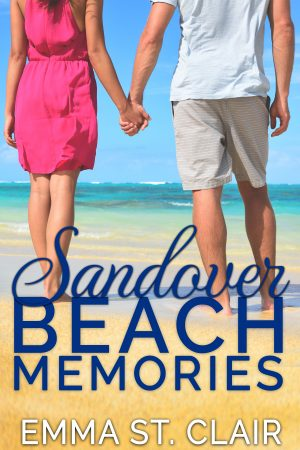 Cover for Sandover Beach Memories
