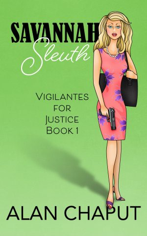 Cover for Savannah Sleuth