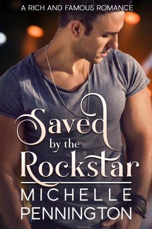 Cover for Saved by the Rockstar