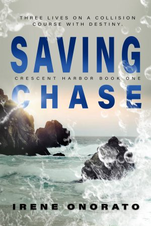 Cover for Saving Chase