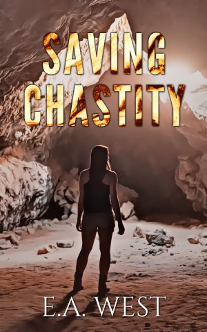 Cover for Saving Chastity