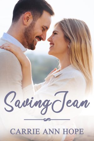 Cover for Saving Jean