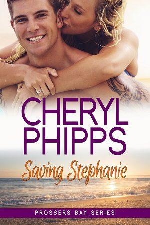 Cover for Saving Stephanie