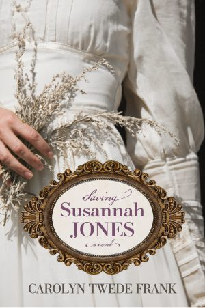 Cover for Saving Susannah Jones