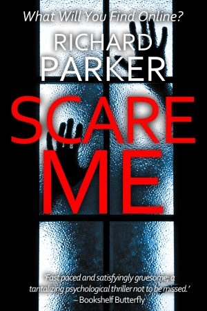 Cover for Scare Me