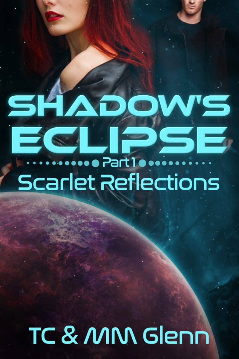 Cover for Scarlet Reflections