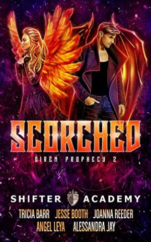 Cover for Scorched