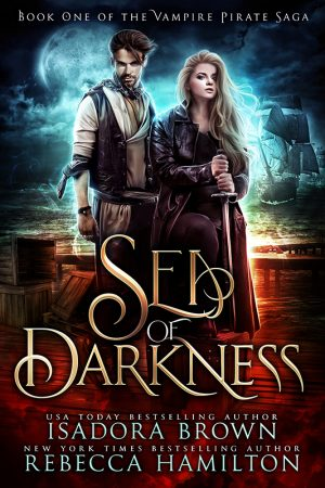 Cover for Sea of Darkness