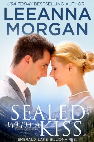Cover for Sealed with a Kiss