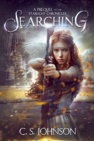 Cover for Searching (The Starlight Chronicles, #0)