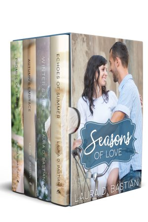 Cover for Seasons of Love Romance: Collection of books 1, 2, 3, 4