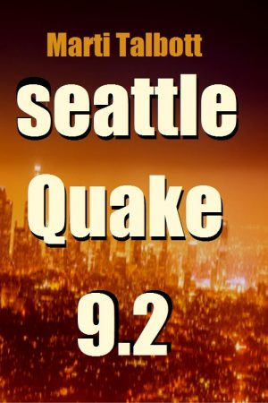 Cover for Seattle Quake 9.2