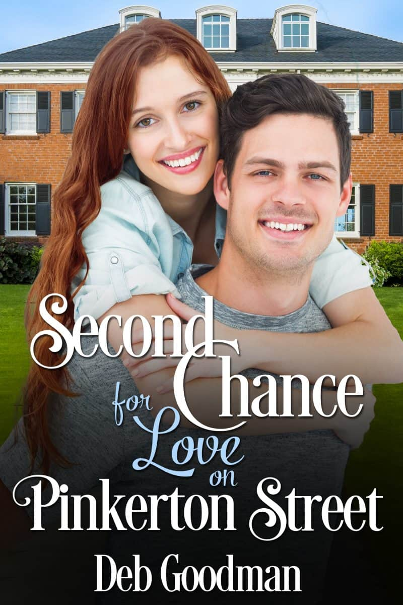 Cover for Second Chance for Love on Pinkerton Street
