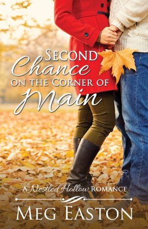 Cover for Second Chance on the Corner of Main