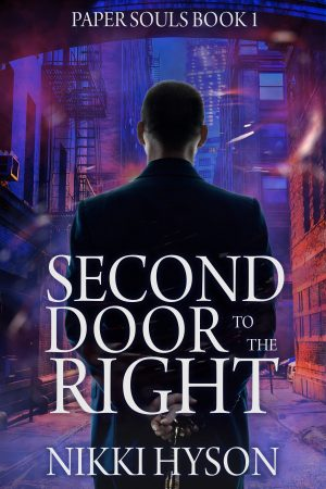 Cover for Second Door to the Right