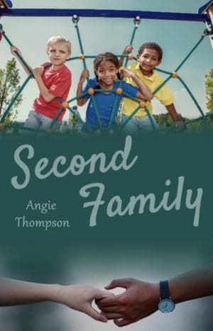 Cover for Second Family