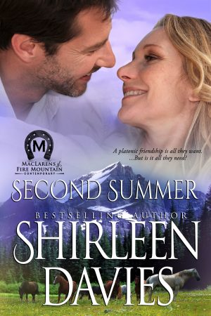 Cover for Second Summer