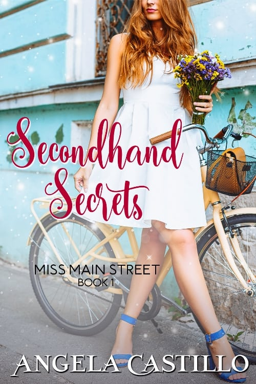 Cover for Secondhand Secrets