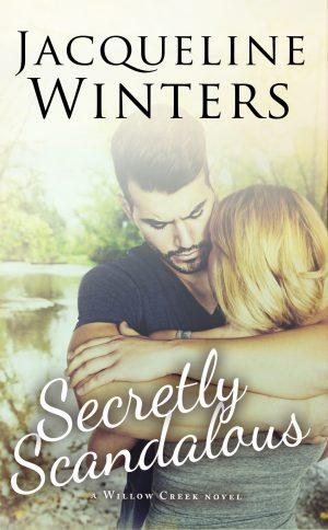 Cover for Secretly Scandalous