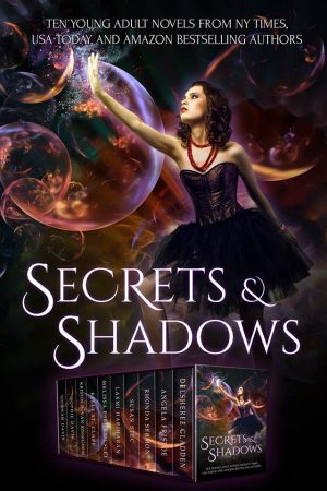 Cover for Secrets and Shadows Boxed Set