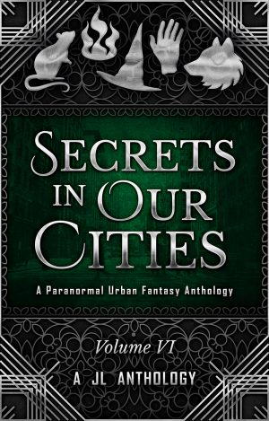 Cover for Secrets in Our Cities
