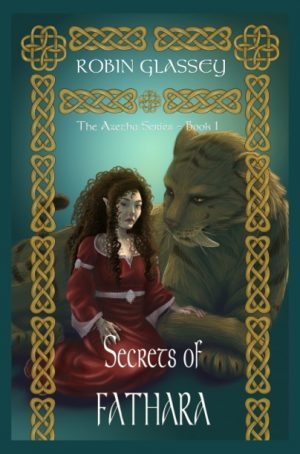 Cover for Secrets of Fathara