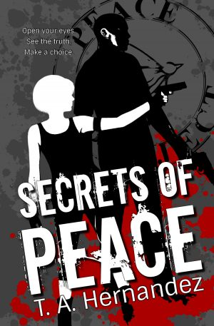 Cover for Secrets of PEACE
