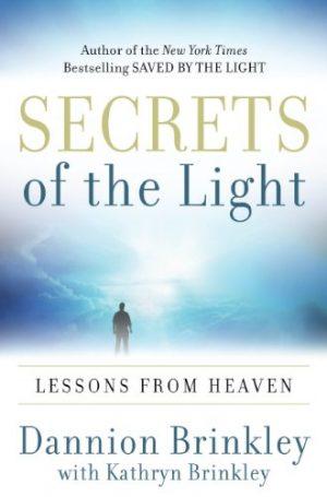 Cover for Secrets of the Light