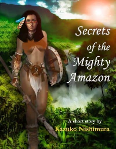 Cover for Secrets of the Mighty Amazon