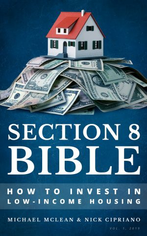 Cover for Section 8 Bible