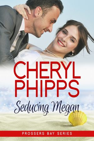 Cover for Seducing Megan