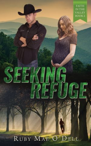 Cover for Seeking Refuge