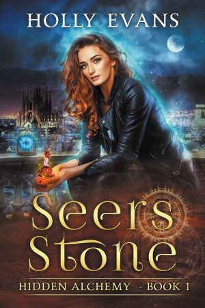 Cover for Seers Stone