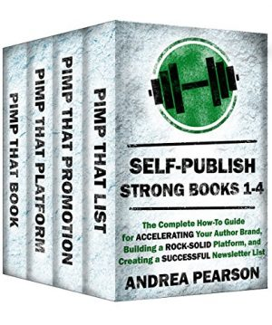 Cover for Self-Publish Strong Box Set