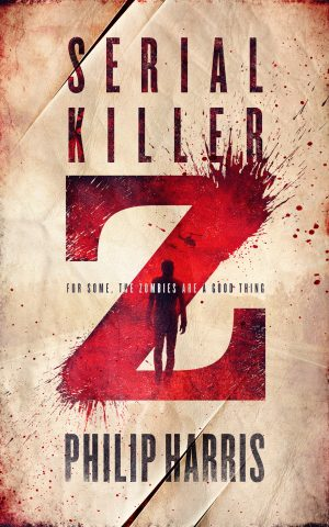 Cover for Serial Killer Z