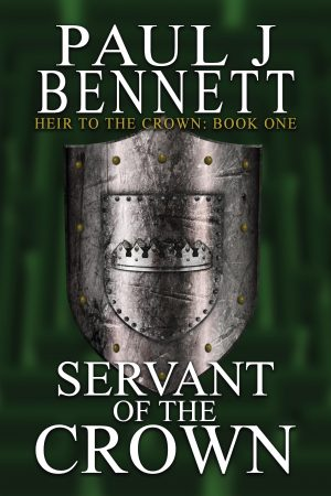 Cover for Servant of the Crown