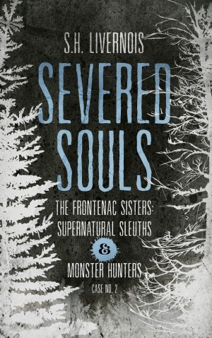 Cover for Severed Souls