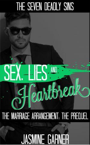 Cover for Sex, Lies, & Heartbreak