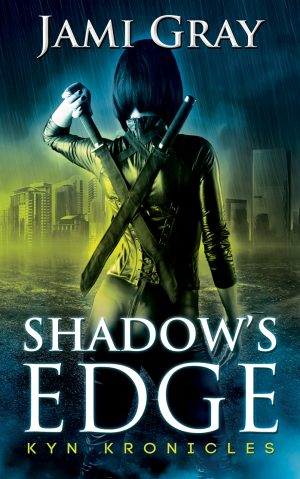 Cover for Shadow's Edge: Kyn Kronicles Book 1