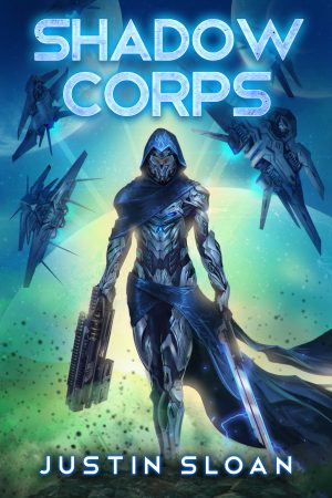 Cover for Shadow Corps