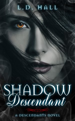 Cover for Shadow Descendant