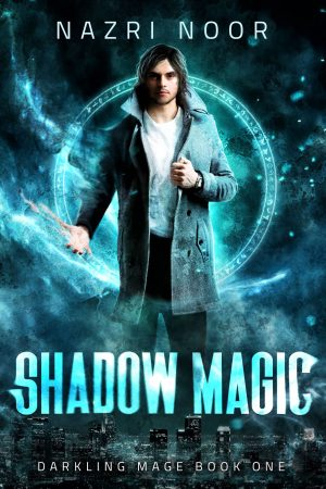 Cover for Shadow Magic